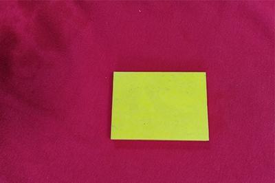 黄色pom板