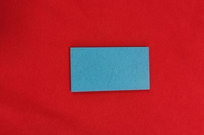 威海蓝色合成石