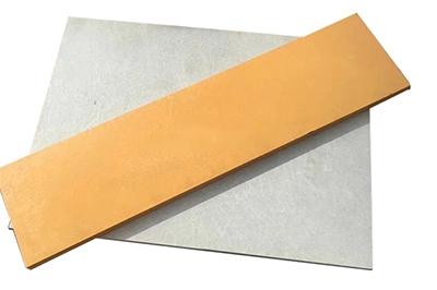 威海黄色合成石